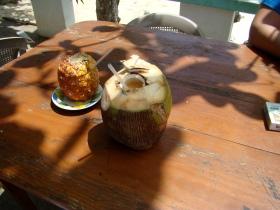Piña Colada y Coco Loco